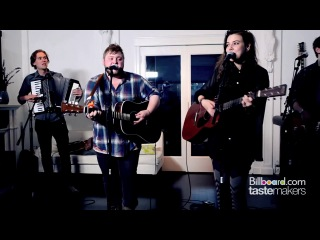 [Live] Of Monsters And Men - Little Talks Live on Studio Session (2013) HD-720